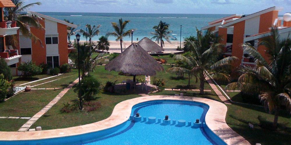 Villas Playa Sol Condo Puerto Morelos